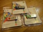USB FLASH-накопитель - 16 GB (со скобой)