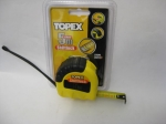 Рулетка TOPEX 5м-19мм