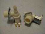 Входной клапан 1 вход - 1 выход (90 гр) - контакты сбоку