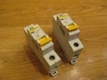 Автоматический выключатель ИЕК - 16А (1П)
