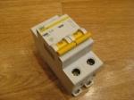 Автоматический выключатель ИЕК - 40А (2П)