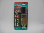 Эпоксидный клей AKFIX E-340 (в шприце)