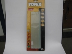 Силиконовые стержни TOPEX - 42E113 (12 шт)