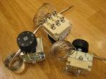 Терморегулятор трёхполюсный MMG/TC-1 R31КМ - 120 градусов