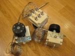 Терморегулятор трёхполюсный MMG/TC-1 R31КМ - 350 градусов