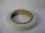 Двусторонний губчатый скотч 3М - 19мм / 5м (белый)