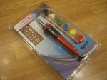 Электровыжигатель с насадками и красками SBC