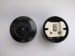 Розетка сетевая Житомир - РА16 У21 (чёрная)