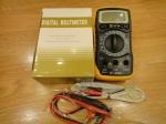 Мультиметр DT-838L - HQ (малый)