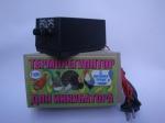 Терморегулятор на инкубатор ИНДЮК - 2 регулировки