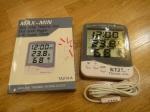 Термометр-влагомер ТА218А (c выносным датчиком)
