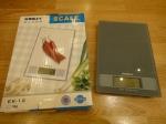 Весы электронные KINLEE ЕК-12