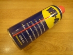 Проникающая смазка WD-40 (400 мл)