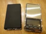 Весы карманные электронные 100гр (0.01)