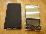Весы карманные электронные 200гр (0.01)