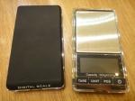Весы карманные электронные 500гр (0.01)