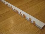 Соединительная шина - трёхфазная (1 метр)