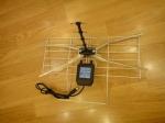 Антенна телевизионная АК-5Ду (с усилителем)