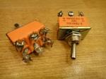 Выключатель панельный ТYP 1322 - трёхполюсный (6К)