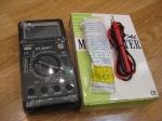 Мультиметр М-890С+