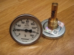 Термометр PAKKENS - РАК 65/160 (5см)