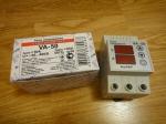 Реле напряжения с контролем тока Digitop VA-50A - DIN