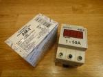 Цифровой амперметр Digitop АМ-2 - DIN