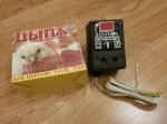 Терморегулятор для инкубатора ЦЫПА-В (с влажностью) - розетка
