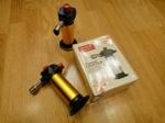 Газовая горелка TORCH 450-JET - с пьезорозжигом