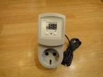 Терморегулятор для инкубатора и овощехранилищ HS-Electro (ТЕРМО-1) - цифровой