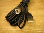 Кабель для принтера USB - BM (c фильтром)