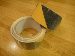 Абразивная лента - 5 метров (полосатая)