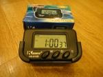 Авто-часы КК-613D