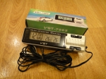 Авто-часы VST-7065 (c термометром)