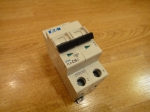 Автоматический выключатель EATON - 16А (2П)