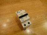 Автоматический выключатель EATON - 63А (2П)