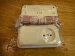 Блок (выключатель-розетка) В-РЦ-521