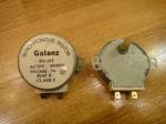 Двигатель для микроволновой печи (3Вт х 5-6 об)