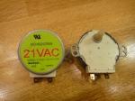 Двигатель для микроволновой печи (3Вт х 2.5-3 об)