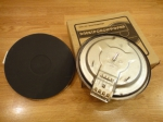 Чугунная конфорка ЭЛЕКТРОМОТОР 1000 Вт - 145 мм (4 контакта)