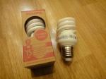 Энергосберегающая лампочка РЕКОРД SP-15Вт Е27