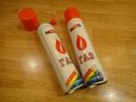 Газ для зажигалок RUNIS (270 мл)