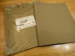 Наждачная бумага (230мм х 280мм) - P1000