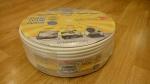 Коаксиальный кабель RG-6U (48%) - 1м