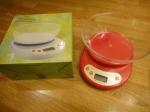 Весы электронные кухонные (с чашей)