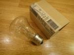 Лампа накаливания 100 Вт - E27 (Киргизия)