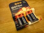 Алкалиновая батарейка ФОТОН LR6 КР4 (AA) - HQ