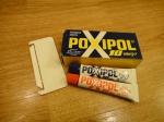 Холодная сварка POXIPOL (21 гр) - Уругвай