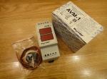 Цифровой вольтметр-амперметр DIGITOP AVM-1 (DIN)