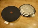 Чугунная конфорка ЭЛЕКТРОМОТОР 2600 Вт (экспресс) - 220 мм (4 контакта)